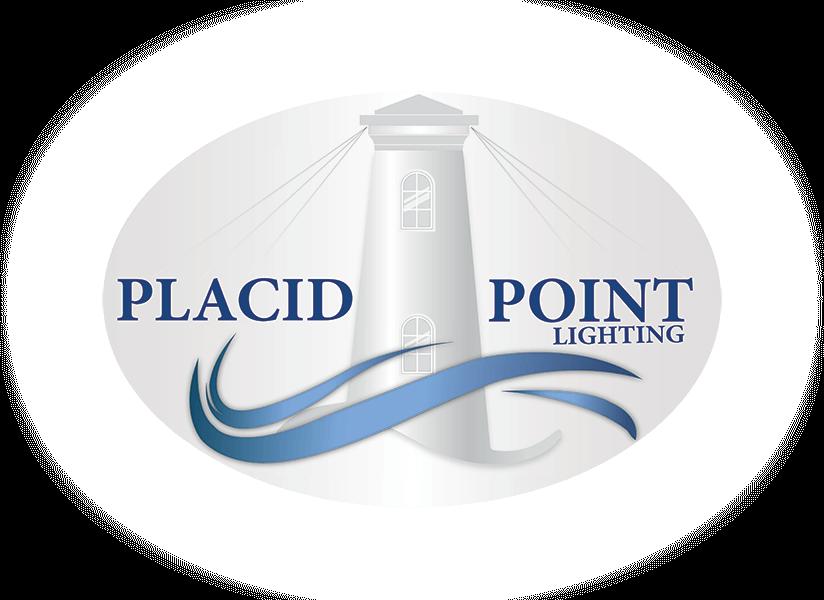 Placid Point Lighting Logo - Outdoor LED Lighting