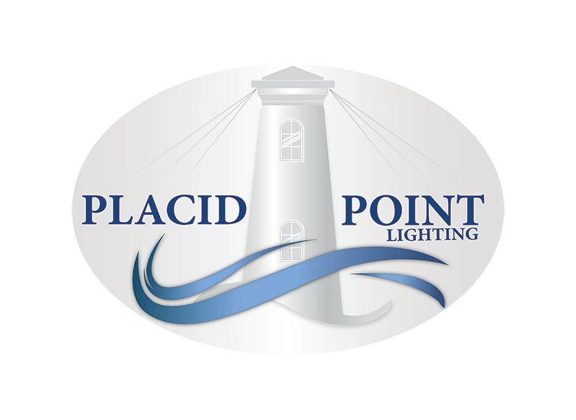 Placid Point Lighting Logo - Outdoor LED Lighting