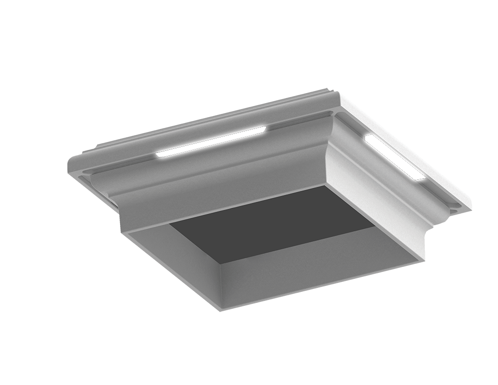 High Quality Decorative Post Cap Downlight - Placid Point Lighting - Outdoor LED Lighting